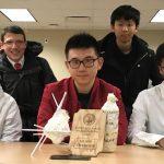 1st Place: Team Gold Foil