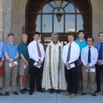 Photo of New Oblates