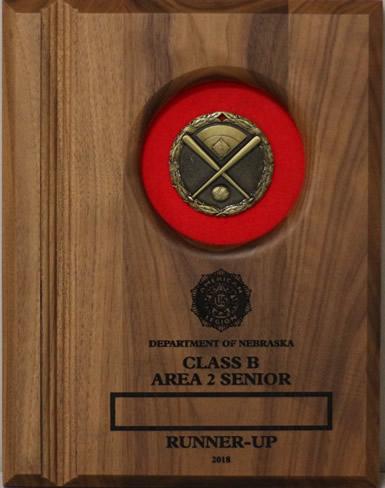 Senior Legion Baseball Regional Runner-up