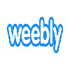 Weebly logo with link to weebly