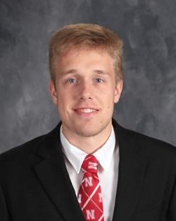 Sophomore Dean Matt Coghill