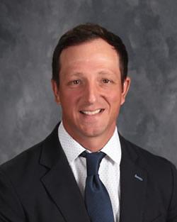 Senior Dean Tim Jacoby